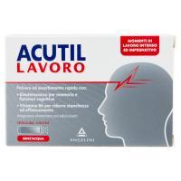 Acutil, Lavoro conf.