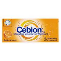 Cebion, 10 compresse effervescenti