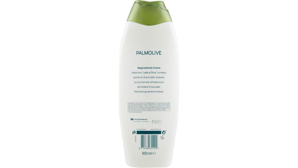 Palmolive, Naturals Ultra Idratante bagno Latte