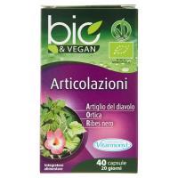 Laboratoires Vitarmonyl, Bio&Vegan articolazioni 40 capsule