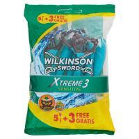 Wilkinson Sword, Xtreme3 Sensitive rasoio 3 lame usa e getta