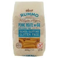 Rummo, Senza Glutine Penne Rigate n. 66 pasta di riso integrale mais bianco e mais giallo