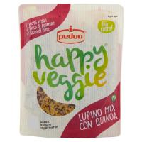 Pedon, Happy Veggie lupino mix con quinoa