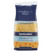 Esselunga, Corallini n. 71 pasta di semola di grano duro