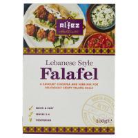 Al'Fez, Falafel Lebanese style