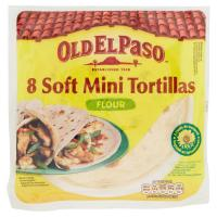 Old El Paso, Soft Mini Tortillas