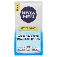 Nivea Men Q10 Gel ultra fresh Risveglio Express