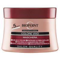 Biopoint, Professional Colore Vivo capelli colorati maschera