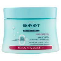 Biopoint, Professional Pure&Fresh capelli fini maschera