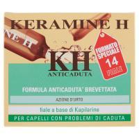 Keramine H, Anticaduta a base di Kapilarine fiale