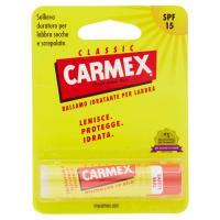 Carmex Balsamo Idratante per labbra, SPF 15, stick