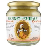 Henné de Shiraz, colorante per capelli 100% vegetale rosso tramonto