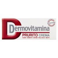 Dermovitamina, Prurito crema