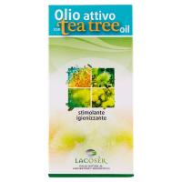 Lacosèr, Olio attivo con tea tree oil