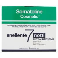 Somatoline, Cosmetic Snellente 7 notti Ultra Intensivo