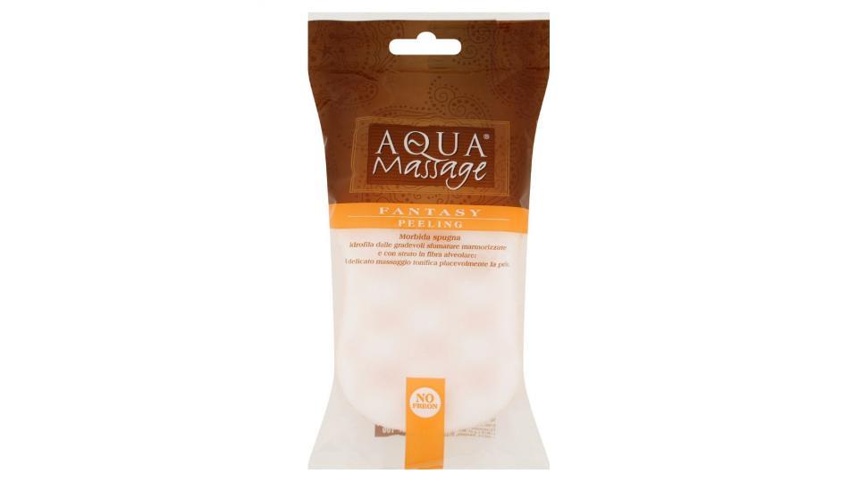 cf55dd0af6 Aqua Massage Morbida spugna idrofila con strato in fibra alveolare ...