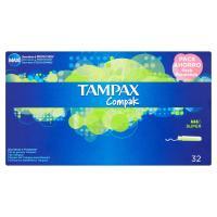 Tampax, Compak super assorbenti interni