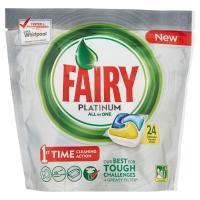 Fairy, Platinum All in One al limone