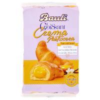 Bauli, il Croissant con crema pasticcera
