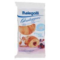 Melegatti, Granleggeri croissant ai frutti di bosco