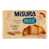 Misura, Privolat Cornetti classici