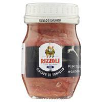 Rizzoli, Riserva di Famiglia filetti di alici in olio d'oliva