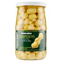 Esselunga, champignons in olio di oliva