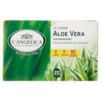 L'Angelica, Nutraceutica Le Tisane Aloe Vera 20 filtri