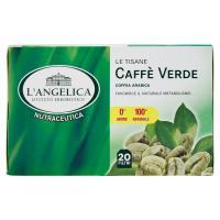 L'Angelica, Nutraceutica Le Tisane Caffè verde 20 filtri