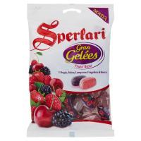 Sperlari gran gelèes frutti rossi: ciliegia, mora, lampone, fragolina di bosco, senza glutine
