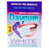Daygum White chewing gum senza zucchero