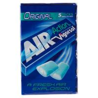 Vigorsol Air Action chewing gum in confetti senza zucchero conf.