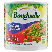 Bonduelle, Insiemi Gustosi piselli e carotine