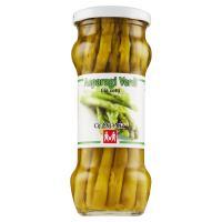 Cómpar, asparagi verdi già cotti