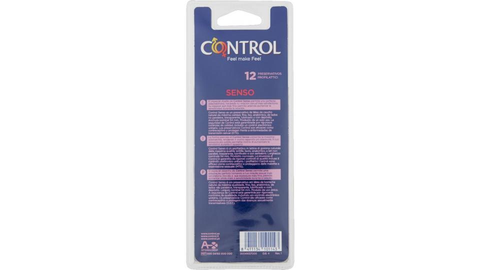 Control, Senso profilattici