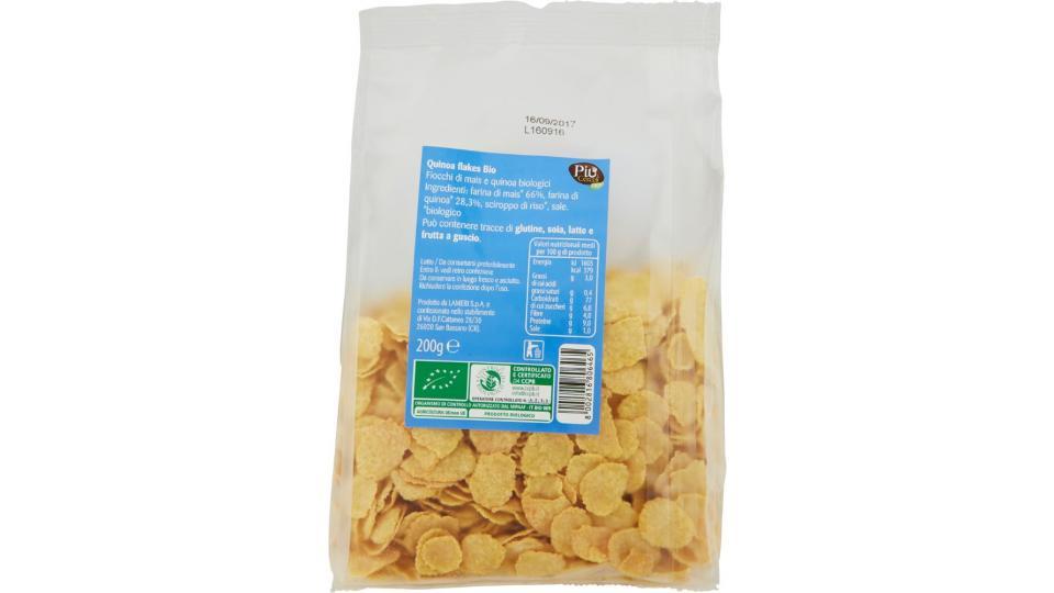 Più Cereali Bio, quinoa flakes