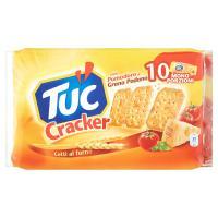 Tuc, cracker con pomodoro e Grana Padano
