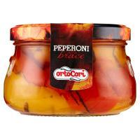 OrtoCori, peperoni alla brace