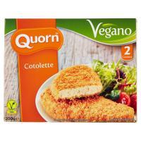 Quorn, Vegano cotolette surgelate