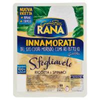Giovanni Rana, Sfogliavelo Ravioli ripieno di ricotta spinaci ed erbette