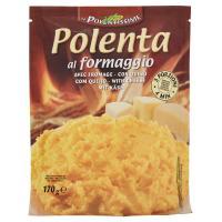 Le Polentissime, polenta al formaggio