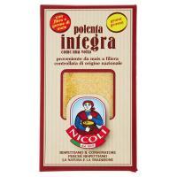 Nicoli, polenta integra come una volta