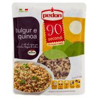 Pedon, I salvaminuti bulgur e quinoa