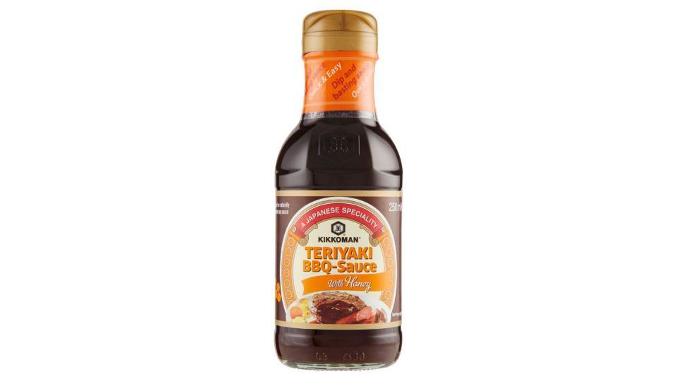 Kikkoman, Teriyaki BBQ-Sauce with Honey