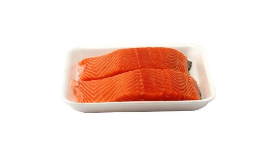 Esselunga Filetti di salmone