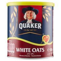 Quaker, White Oats fiocchi d'avena