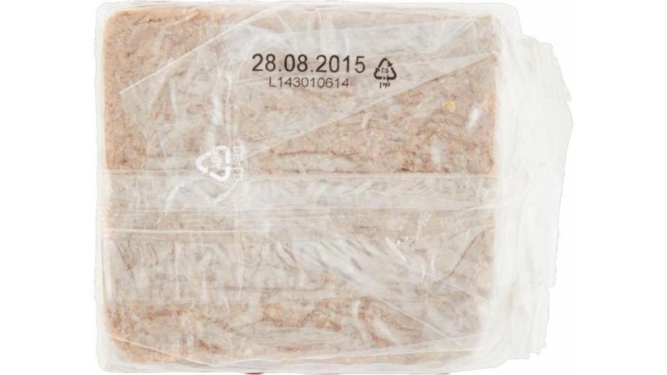 Pema, pane integrale di segale biologico