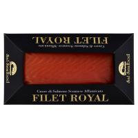 Sal SeaFood, Filet Royal cuore di salmone scozzese affumicato