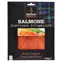 Harbour Salmon Co., salmone scozzese affumicato