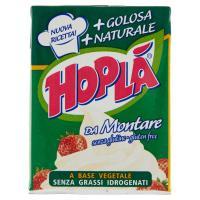 TreValli, Hoplà condimento a base vegetale da montare